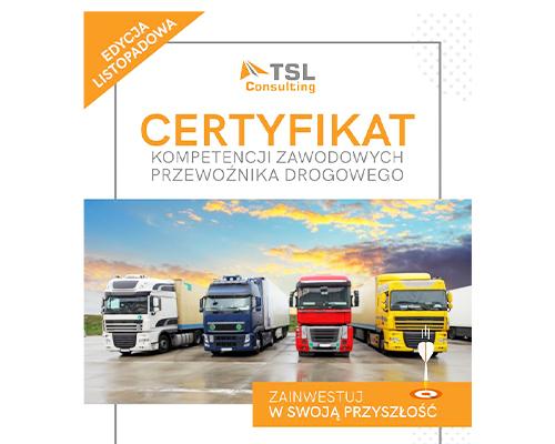 Certyfikat kompetencji zawodowych sieradz